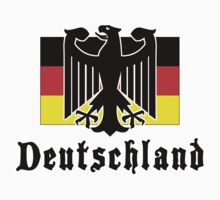 Deutschland by HolidayT-Shirts