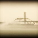 Hoan Bridge © by Dawn M. Becker