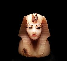 Pharaoh Bust by DTC4000