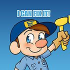 I CAN FIX IT! by Heather Honaker