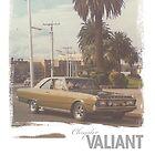 Chrysler Valiant vintage tee by emtee