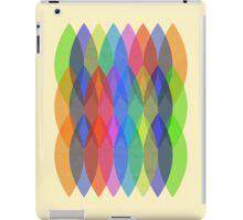 Textured Shapes iPad Case/Skin