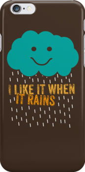 I like it when it rains by Naf4d
