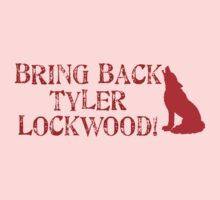 Bring Back Tyler! by klwomick