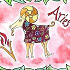 Aries by Deb Coats