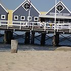 Busselton Jetty by day by SezziT