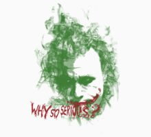 The Joker - Smoke by SkinnyJoe