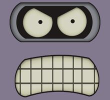 Bender Tee by ToneCartoons