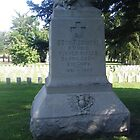 Monument to 20th N.Y. Infantry by Ryan Eberhart