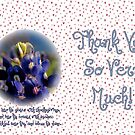 Thank You Very Much! by aprilann