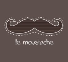 le moustache by McDraw