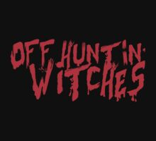 Off Hunting Witches by babydollchic