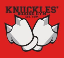 Knuckles' Boxing Gym by Mitch Starr