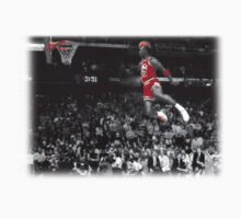 Micheal Jordan - Slam Dunk by Tizza