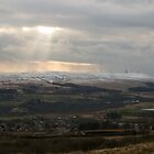 Winter Hill From Cheetham Close. by Dave Staton