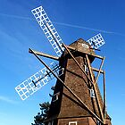 Old Windmill by CanoeComsArt