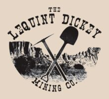 The LeQuint Dickey Mining Co. by inkDrop