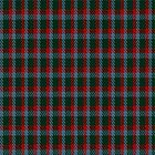00911 Wilson's No. 61 Fashion Tartan Fabric Print Iphone Case by Detnecs2013