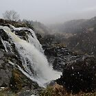 a guid scottish waterfall by joak