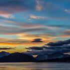 Sunset Loch Linnhe by derekbeattie