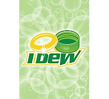 iDew Photographic Print