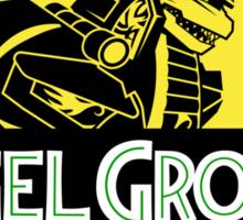 Angel Grove II: The Lost Zord Sticker