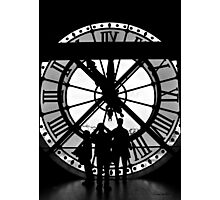 Passing Time Photographic Print