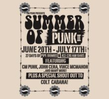 Summer of Punk II by theJackanape