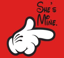 She mine by d1bee