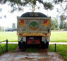 Photoshop Truck Stickaz - A Bastards' War by Robert Phillips