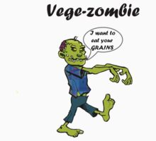Vege-Zombie EAT YOUR GRAAAAAAINS! by Platypusboy