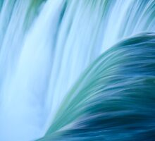 Simply Waterfalling by Silken Photography