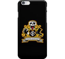 Full Throttle Polecats iPhone Case/Skin