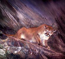 Cougar - Spirit Of Quiet Power by Carol  Cavalaris