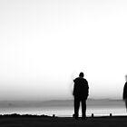Two Men by Dan Edwards