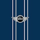 Mini Cooper Lightning Blue by N1K0VE