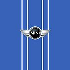 Mini Cooper True Blue by N1K0VE