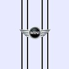 Mini Cooper Light White by N1K0VE