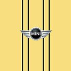 Mini Cooper Mellow Yellow by N1K0VE