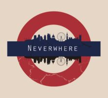 Neverwhere by SallySparrowFTW