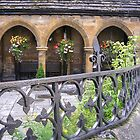St. Johns' Almshouses, Sherborne by lezvee