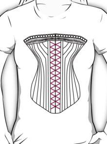 Sexy Corset T-Shirt T-Shirt