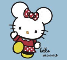 Hello Minnie by pootpoot