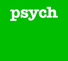 Psych Poster by MCellucci