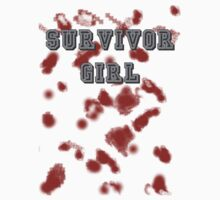 Survivor Girl by Hiiro Iruka