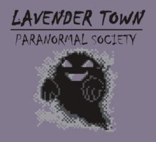 Lavender Town Paranormal by CaptainJeff
