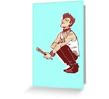 Punk Eleven Greeting Card