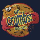 oh Crumbs!!! by ArrowValley