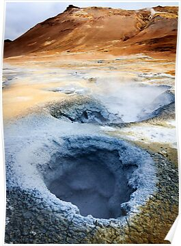 Boiling Earth by Peta Thames