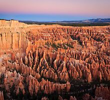 Hoodoos at Sunrise by Peta Thames